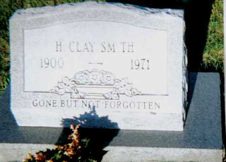 SMITH, H. CLAY - Scioto County, Ohio | H. CLAY SMITH - Ohio Gravestone Photos