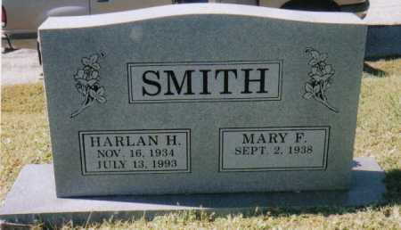 SMITH, HARLAN H. - Scioto County, Ohio | HARLAN H. SMITH - Ohio Gravestone Photos