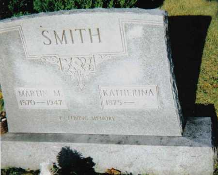 SMITH, KATHERINA - Scioto County, Ohio | KATHERINA SMITH - Ohio Gravestone Photos