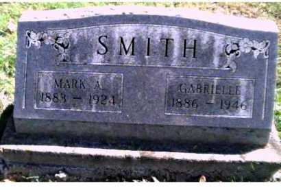 SMITH, MARK A. - Scioto County, Ohio | MARK A. SMITH - Ohio Gravestone Photos
