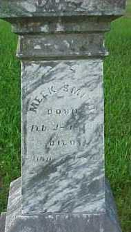 SMITH, MEEK - Scioto County, Ohio | MEEK SMITH - Ohio Gravestone Photos