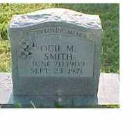 SMITH, OCIE M. - Scioto County, Ohio | OCIE M. SMITH - Ohio Gravestone Photos