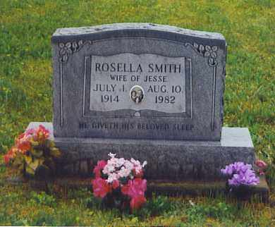 SMITH, ROSELLA - Scioto County, Ohio | ROSELLA SMITH - Ohio Gravestone Photos