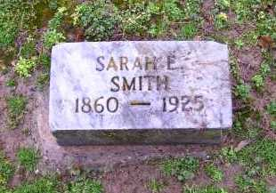 SMITH, SARAH E. - Scioto County, Ohio | SARAH E. SMITH - Ohio Gravestone Photos