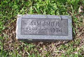 SMITH, SAM - Scioto County, Ohio | SAM SMITH - Ohio Gravestone Photos