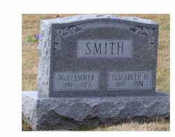 SMITH, WM. CLEMMER - Scioto County, Ohio | WM. CLEMMER SMITH - Ohio Gravestone Photos