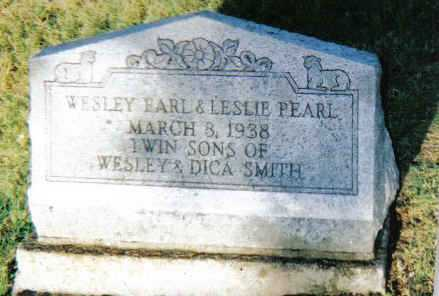 SMITH, WESLEY EARL - Scioto County, Ohio | WESLEY EARL SMITH - Ohio Gravestone Photos