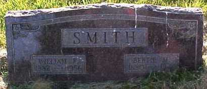 SMITH, BERTIE M. - Scioto County, Ohio | BERTIE M. SMITH - Ohio Gravestone Photos