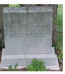 SNIVELY, WILLIAM - Scioto County, Ohio | WILLIAM SNIVELY - Ohio Gravestone Photos