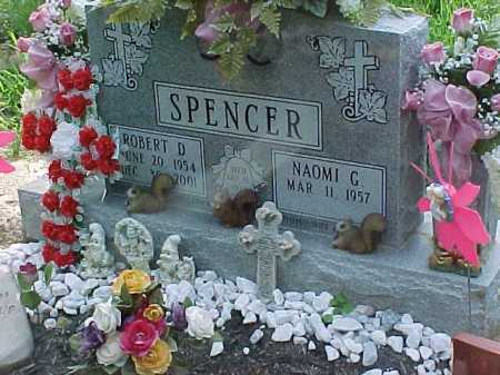 SPENCER, ROBERT D. - Scioto County, Ohio | ROBERT D. SPENCER - Ohio Gravestone Photos
