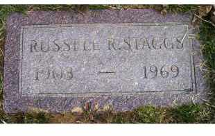 STAGGS, RUSSELL R. - Scioto County, Ohio | RUSSELL R. STAGGS - Ohio Gravestone Photos