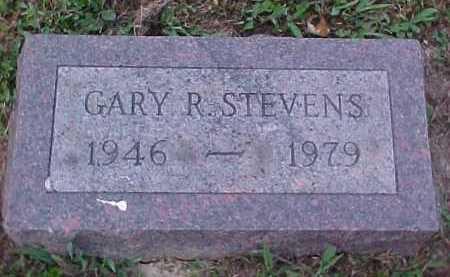 STEVENS, GARY R. - Scioto County, Ohio | GARY R. STEVENS - Ohio Gravestone Photos