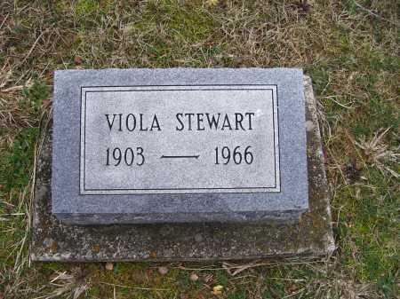 STEWART, VIOLA - Scioto County, Ohio | VIOLA STEWART - Ohio Gravestone Photos