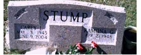 STUMP, RAMONA G. - Scioto County, Ohio | RAMONA G. STUMP - Ohio Gravestone Photos