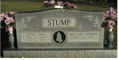 STUMP, WILLIAM EDWARD - Scioto County, Ohio | WILLIAM EDWARD STUMP - Ohio Gravestone Photos
