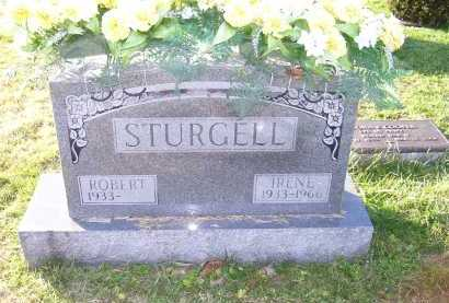 STURGELL, ROBERT - Scioto County, Ohio | ROBERT STURGELL - Ohio Gravestone Photos