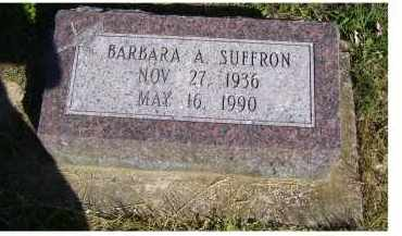 SUFFRON, BARBARA A. - Scioto County, Ohio | BARBARA A. SUFFRON - Ohio Gravestone Photos
