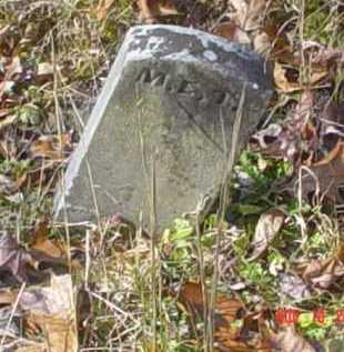 T., M. E. - Scioto County, Ohio | M. E. T. - Ohio Gravestone Photos