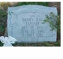 TAYLOR, DANNY RAY - Scioto County, Ohio | DANNY RAY TAYLOR - Ohio Gravestone Photos