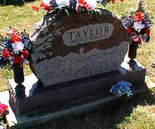 TAYLOR, ROY E. - Scioto County, Ohio | ROY E. TAYLOR - Ohio Gravestone Photos