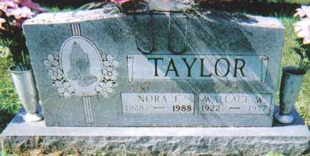 TAYLOR, NORA J. - Scioto County, Ohio | NORA J. TAYLOR - Ohio Gravestone Photos