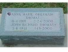 THOMAS, ANNA MARIE - Scioto County, Ohio | ANNA MARIE THOMAS - Ohio Gravestone Photos
