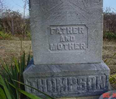THOMPSON, MOTHER - Scioto County, Ohio | MOTHER THOMPSON - Ohio Gravestone Photos