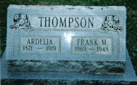 THOMPSON, ARDELIA - Scioto County, Ohio | ARDELIA THOMPSON - Ohio Gravestone Photos