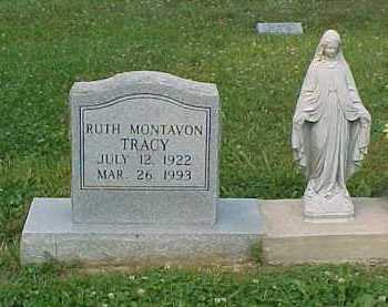 TRACY, RUTH - Scioto County, Ohio | RUTH TRACY - Ohio Gravestone Photos