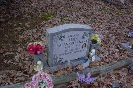 VAJANAVARANANT, AMEY - Scioto County, Ohio | AMEY VAJANAVARANANT - Ohio Gravestone Photos