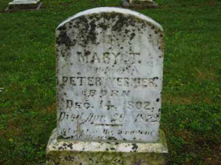 VERNIER, PETER - Scioto County, Ohio | PETER VERNIER - Ohio Gravestone Photos