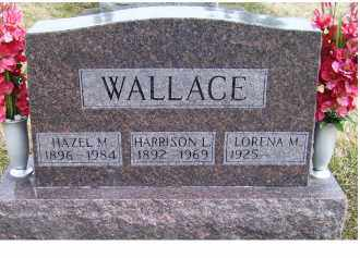 WALLACE, HAZEL M. - Scioto County, Ohio | HAZEL M. WALLACE - Ohio Gravestone Photos