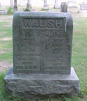 WALSH, EDMUND - Scioto County, Ohio | EDMUND WALSH - Ohio Gravestone Photos