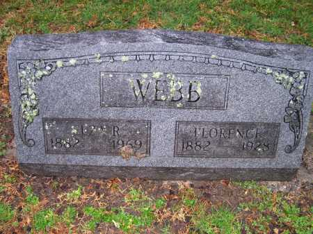 WEBB, ELZA R. - Scioto County, Ohio | ELZA R. WEBB - Ohio Gravestone Photos