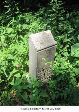 WEBB, PEARLIE - Scioto County, Ohio   PEARLIE WEBB - Ohio Gravestone Photos