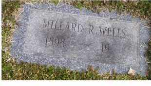 WELLS, MILLARD R. - Scioto County, Ohio | MILLARD R. WELLS - Ohio Gravestone Photos