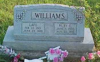 WILLIAMS, RUBY E. - Scioto County, Ohio | RUBY E. WILLIAMS - Ohio Gravestone Photos