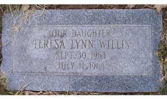 WILLIS, TERESA LYNN - Scioto County, Ohio | TERESA LYNN WILLIS - Ohio Gravestone Photos