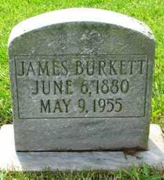 BURKETT, JAMES - Seneca County, Ohio | JAMES BURKETT - Ohio Gravestone Photos
