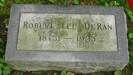DERAN, ROBERT - Seneca County, Ohio | ROBERT DERAN - Ohio Gravestone Photos