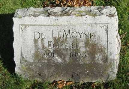 EGBERT, DE  LEMOYNE - Seneca County, Ohio | DE  LEMOYNE EGBERT - Ohio Gravestone Photos