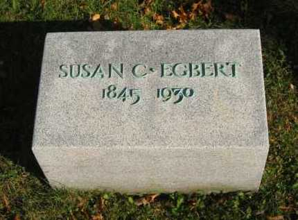 EGBERT, SUSAN C. - Seneca County, Ohio | SUSAN C. EGBERT - Ohio Gravestone Photos