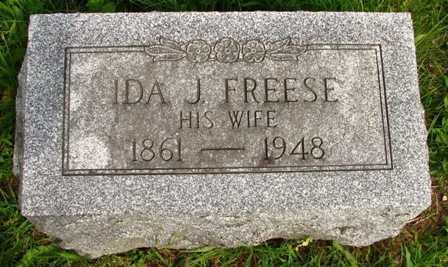FREESE, IDA J. - Seneca County, Ohio | IDA J. FREESE - Ohio Gravestone Photos