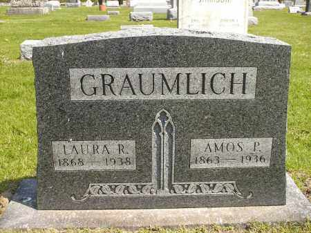 ROSIER GRAUMLICH, LAURA - Seneca County, Ohio | LAURA ROSIER GRAUMLICH - Ohio Gravestone Photos