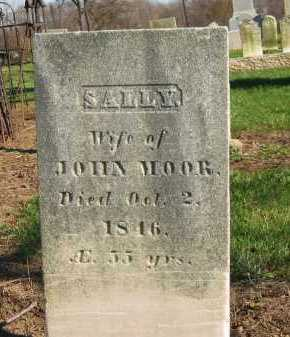 MOOR, JOHN - Seneca County, Ohio | JOHN MOOR - Ohio Gravestone Photos