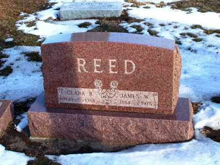 REED, CLARA B. - Seneca County, Ohio | CLARA B. REED - Ohio Gravestone Photos