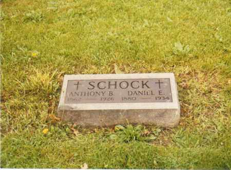 SCHOCK, ANTHONY B. - Seneca County, Ohio | ANTHONY B. SCHOCK - Ohio Gravestone Photos