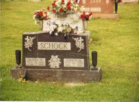 SCHOCK, JUDITH M. - Seneca County, Ohio | JUDITH M. SCHOCK - Ohio Gravestone Photos