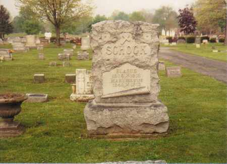 SCHOCK, MARY - Seneca County, Ohio | MARY SCHOCK - Ohio Gravestone Photos