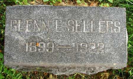SELLERS, GLENN - Seneca County, Ohio | GLENN SELLERS - Ohio Gravestone Photos